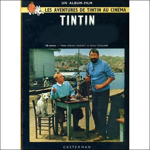 Retrouvez le titre de cet album de Tintin :