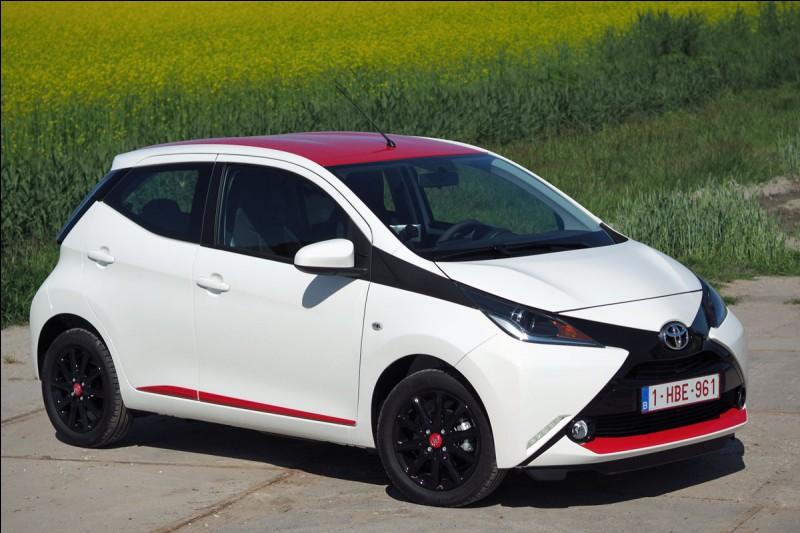 Quelle est cette Toyota ?