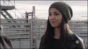 Qui joue le rôle de Jade Virani ?