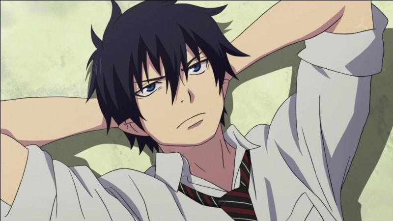 """Qu'est-ce qu'un exorciste ? Certains se posent la question. Eh bien, ne cherchez plus car, dans """"Blue Exorcist"""", vous avez la réponse. Quel est le prénom du démon familier de Rin Okumura ?"""