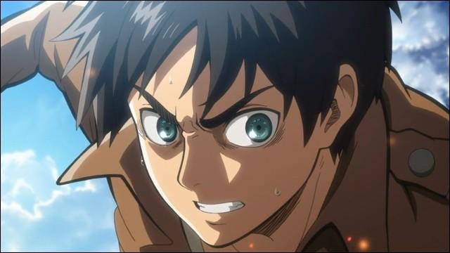 """""""Shingeki no kyojin"""" ou devrais-je dire """"L'Attaque des Titans"""", un manga réalisé par Hajime Isayama. Quel proche d'Eren Jäger a été tué par le Titan Souriant ?"""