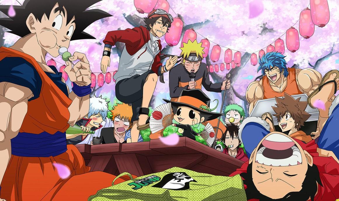 Mangas shonen : les personnages masculins