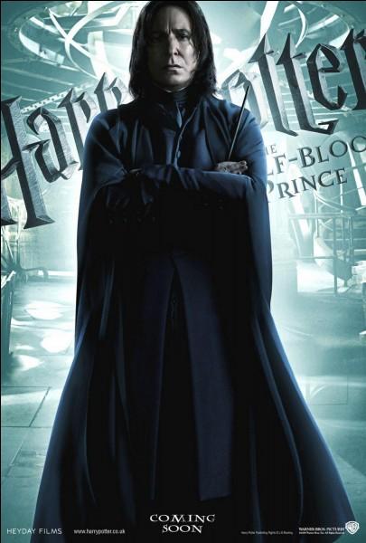Quel sort a tué Severus Rogue ?