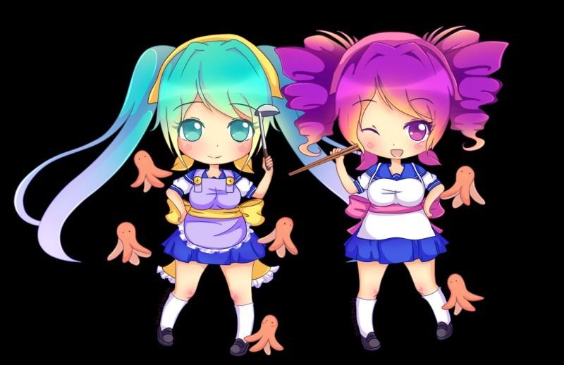 Es-tu Saki, Kokona ou Yui ?