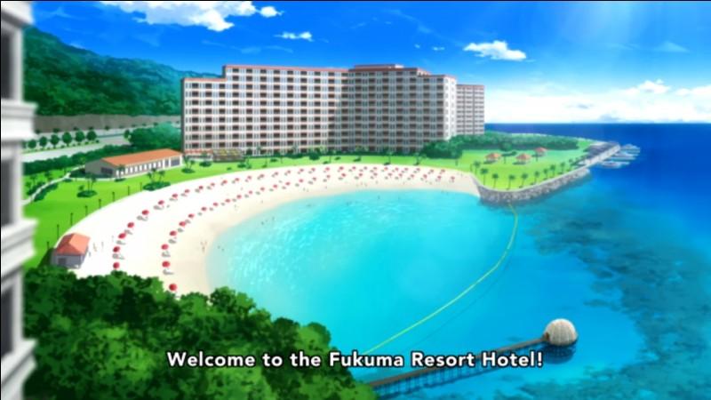 De quoi souffre la classe E lors de lors séjour scolaire à Okinawa ?