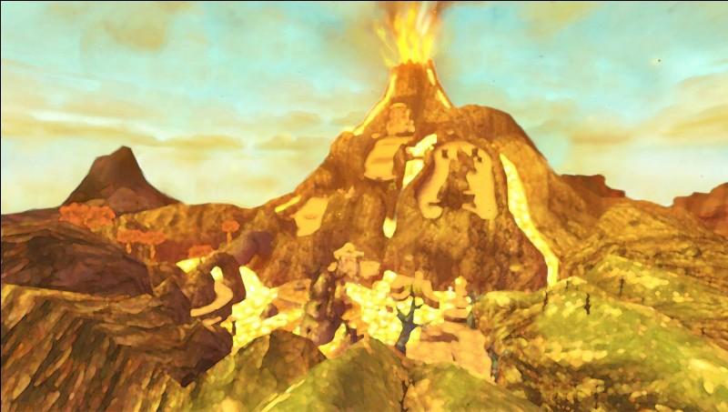 Quel lieu parmi ceux-ci retrouve-t-on dans Skyward Sword et dans BOTW ?