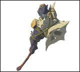 Quelle est la puissance de la draco-batte Moblin ?