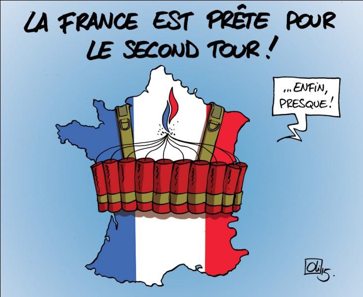 La droite a gagné les élections. La gauche a gagné les élections. Quand est-ce que ce sera la France qui gagnera les élections ?