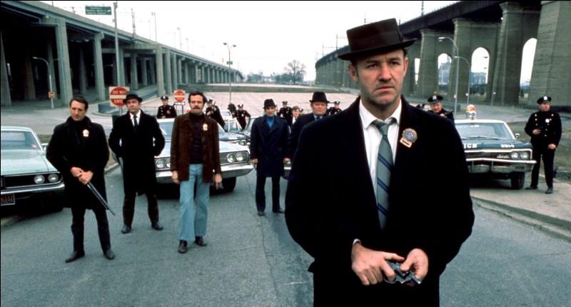 Quel est ce film de William Friedkin où Popeye Doyle enquête sur un réseau de drogue ?