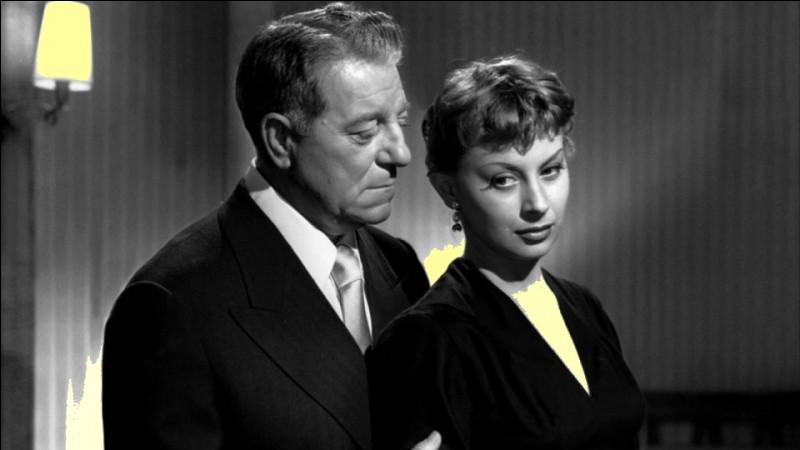 """Quel grand acteur, ayant joué dans """"L""""emmerdeur"""", est aux côtés de Jean Gabin, dans """"Razzia sur la chnouf"""" ?"""