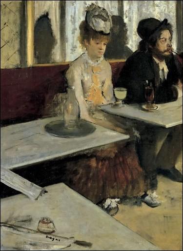 Quel est le titre de ce tableau célèbre d'Edgar Degas ?