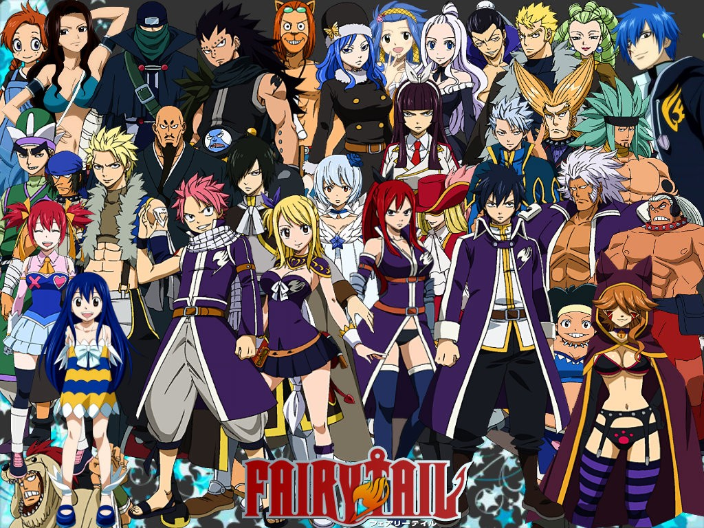 Fairy Tail (personnages)