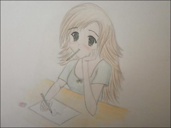 Sais-tu dessiner ?