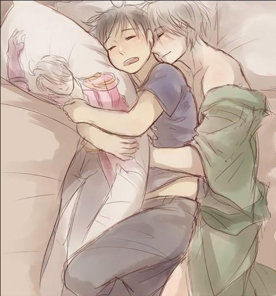 Est-ce que Yuri et Victor se sont déjà embrassés ?