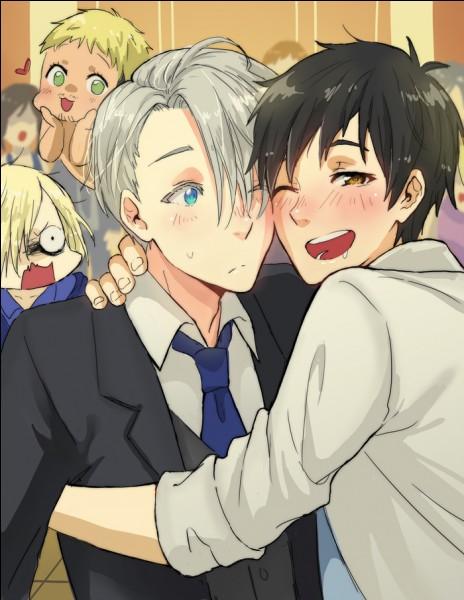 Pourquoi Victor est-il venu vers Yuri ?