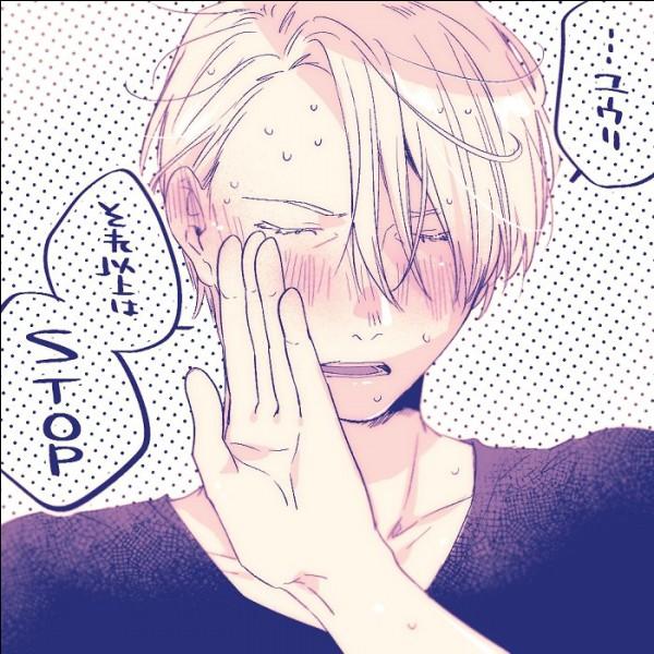 Victor aime Yurio ?