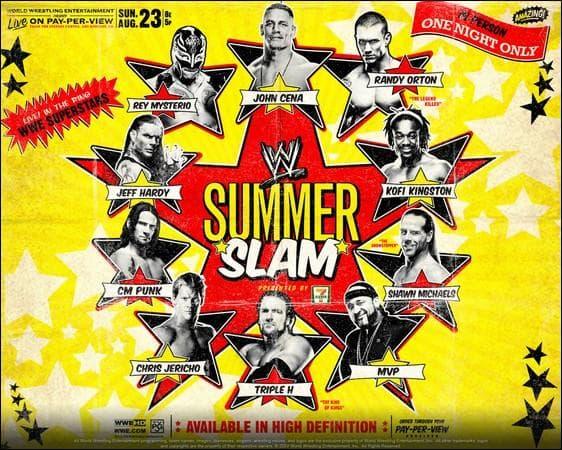 Une équipe se reformera à Summer Slam 2009. Laquelle ?