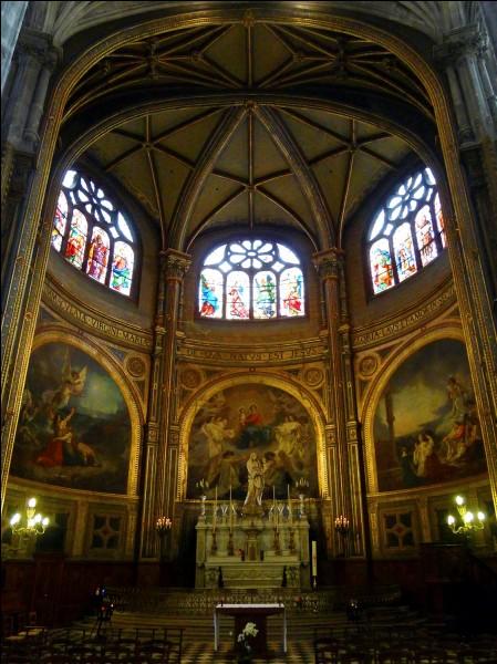 Où Jean-Baptiste Poquelin a-t-il été baptisé le 15 janvier 1622 ?