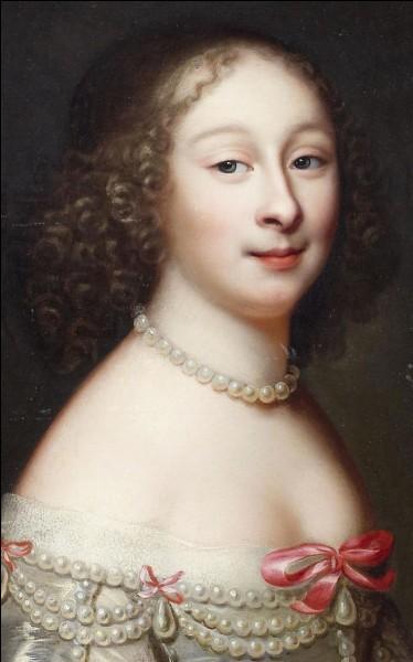 Quel est le nom de la femme de Molière ?