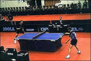 En 1901, on invente le ping-pong, mais où et par qui ?