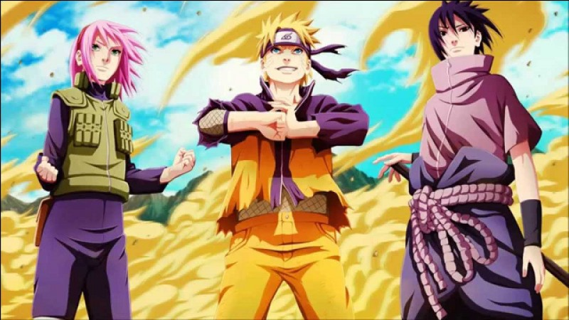 "Passons à ""Naruto Shippuden"". Dans le manga quand Naruto atteint-il le mode Bijû ?"