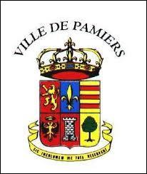 Dans quel département d'Occitanie se situe la ville de Pamiers ?