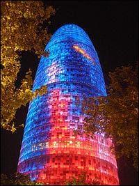 Quel architecte à imaginé cette tour ?