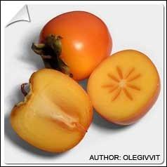 Comment appelle-t-on le fruit du plaqueminier ?