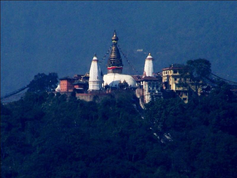 Quel pays a pour capitale Katmandou ?