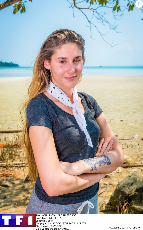 Les candidats de 'Koh-Lanta : L'Île au trésor' (part.2)