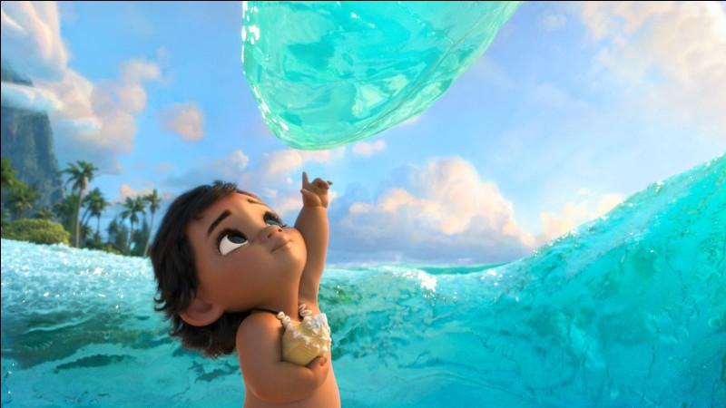 Ce magnifique bébé a été créé par Disney pour le film...
