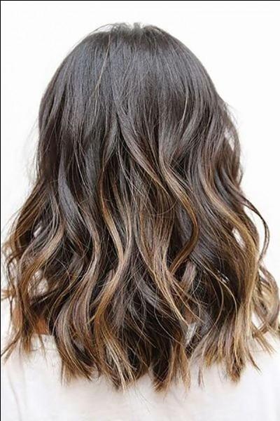 Tes cheveux sont...