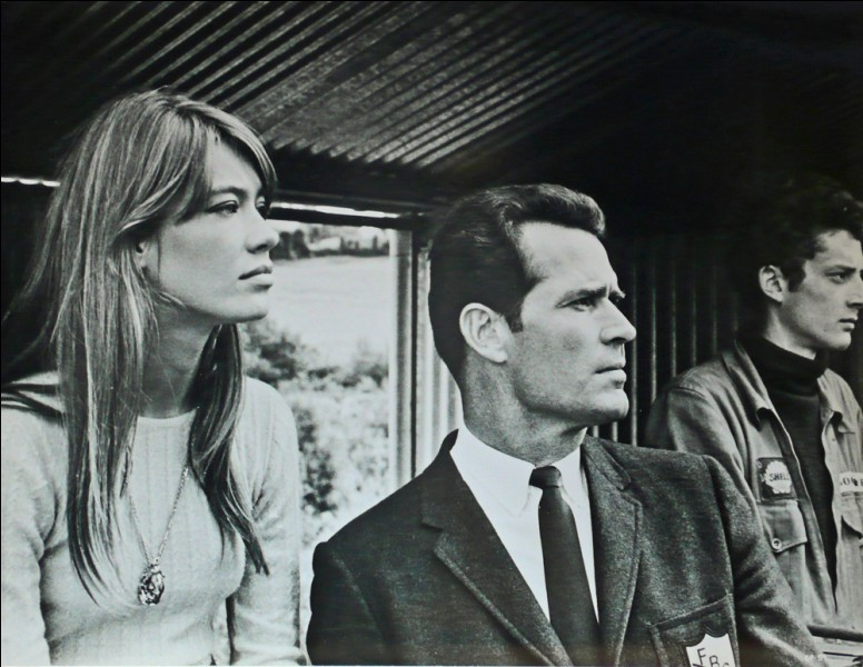 Françoise Hardy a tourné en 1966, aux côtés d'Yves Montand, dans un film de John Frankenheimer. Quel est ce film ?