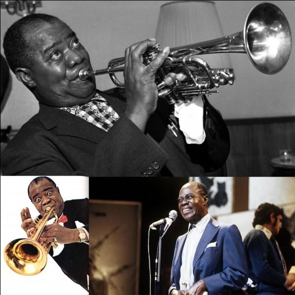 Musique (Jazz pour ce quizz) : Cette chanson a été créée en 1967. C'est une description optimiste des différentes choses de la vie quotidienne. Son interprète est surnommé « Dippermouth », « Satchmo » et « Pops ». Il est connu, aussi, pour son talent de trompettiste et pour avoir créé le « scat » !Quelle est cette chanson ?Quel est son interprète ?