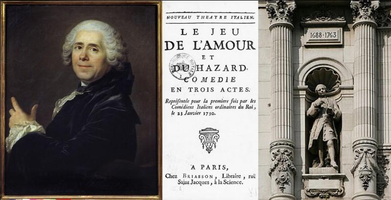 ThéâtreLouis XIV a été, tout au long de sa vie, un protecteur des arts. Dans le monde du théâtre, il a protégé et aidé de nombreux auteurs. Le roi a souvent été un spectateur (voire un acteur) de nombreuses « premières ».Parmi ces auteurs, lequel ne fait pas partie des auteurs que Louis XIV a protégés, aidés ?