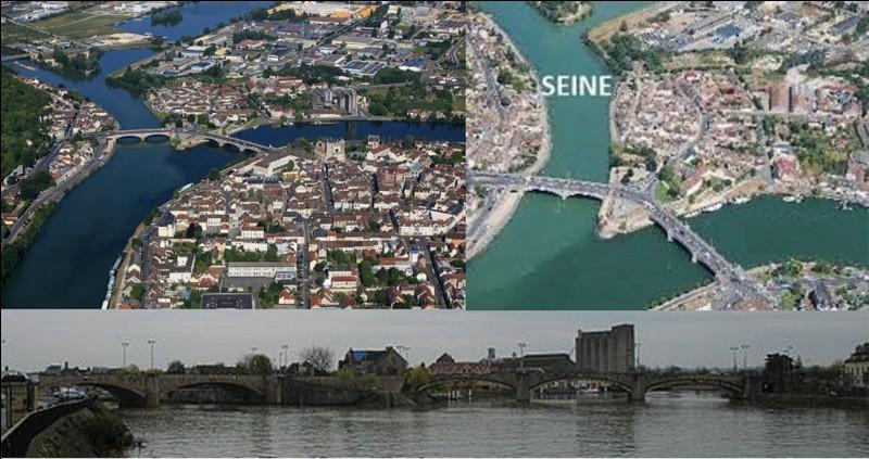 Géographie : Bien sûr, vous connaissez le nom du fleuve qui traverse Paris. Mais, êtes-vous aussi sûr que cela ? Il existe une théorie qui dit que ce n'est pas la Seine qui traverse Paris et va se « jeter » dans la Manche.Quel serait ce fleuve ?