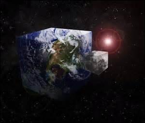 De quelle forme est approximativement la Terre ?