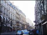 Rue du faubourg Saint-Honoré.