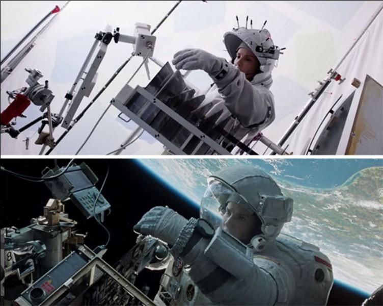 C'est ainsi que l'on voit que les acteurs doivent faire fonctionner leur imagination pour se penser crédibles. Quel est ce film?