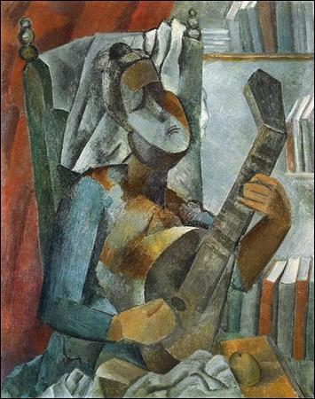 Ce tableau a-t-il été réalisé par Picasso ?