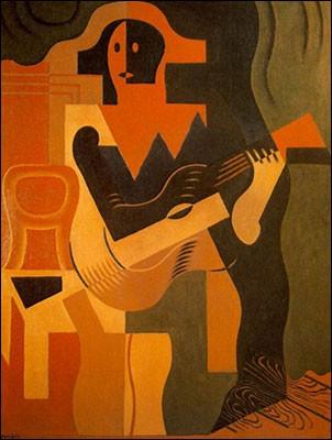 Est-ce Picasso qui a représenté cette femme ?