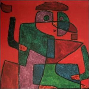 Cette toile appartient-elle à Pablo Picasso ?