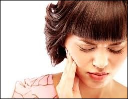 """Quel est le nom de l'inflammation plus communément appelée """"rage de dent"""" ?"""