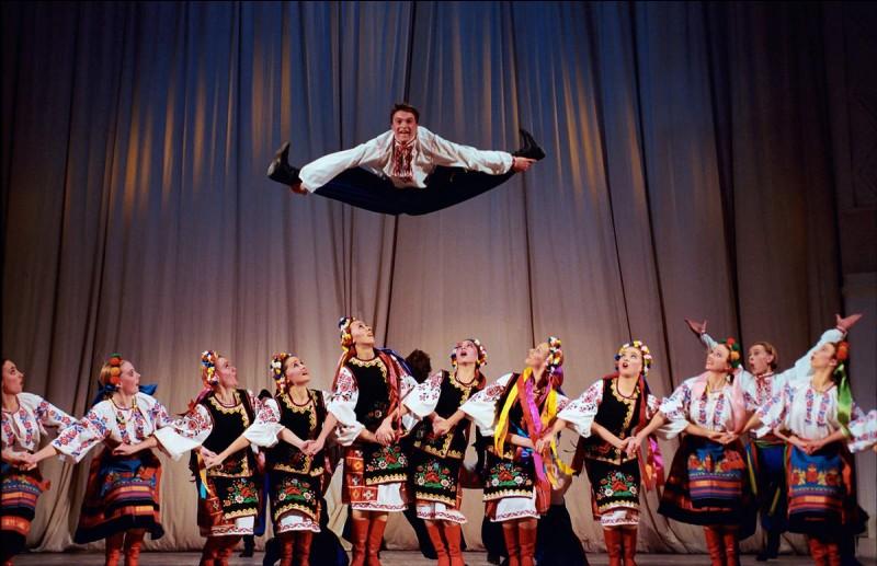Je suis l'Ukraine, je suis bordée par la Mer Noire et la Mer Caspienne !