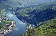 Quels départements français sont traversés par la Meuse ?