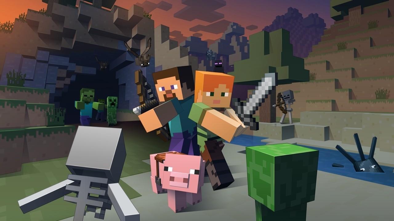 Quel monstre de Minecraft es-tu ?