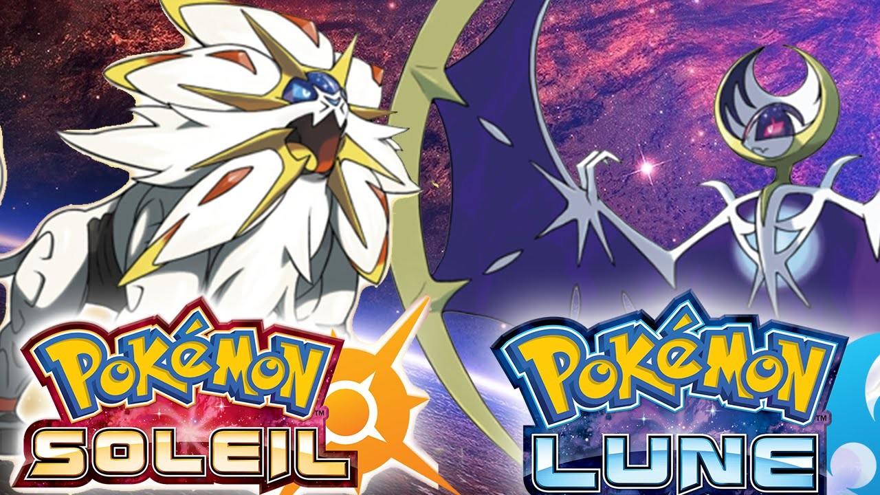 Qui sont ces Pokémon ? (spécial Soleil et Lune)