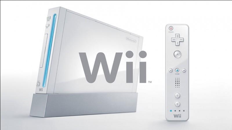Quel jeu Pokémon est sorti en 1er sur la Wii ?
