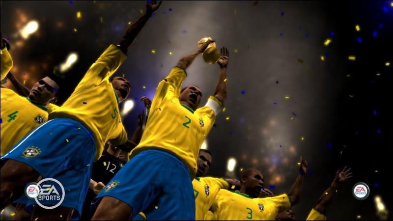 Combien de fois le Brésil a-t-il remporté la Coupe du monde ?