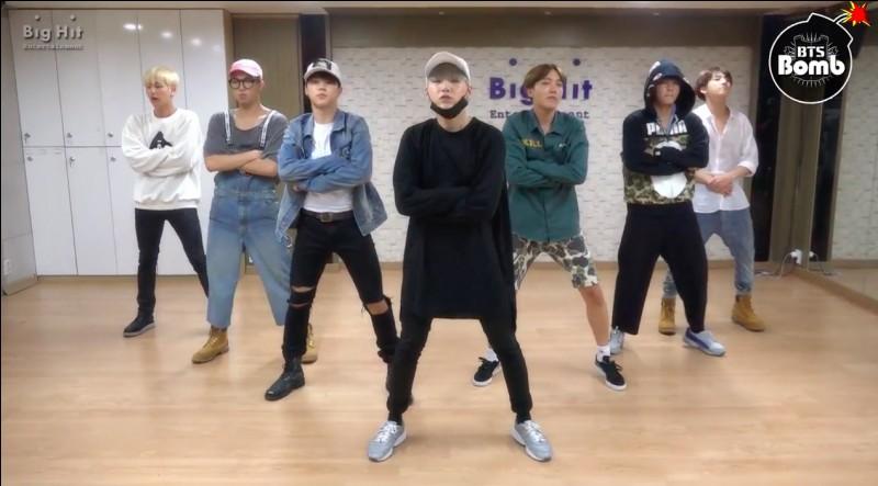 Qui est le dance leader ?